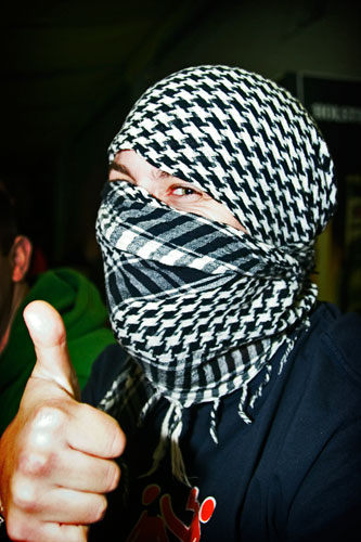 My frend Osama