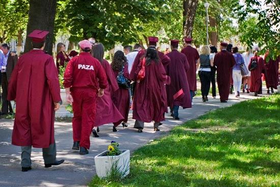 Absolventii Universitatii din Oradea