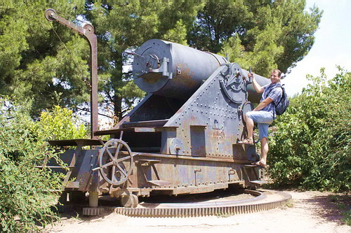 Ce Cannon mi-am tras!