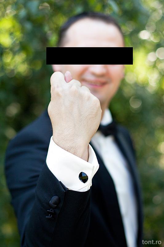 Ten'dinti in fotografia de nunta