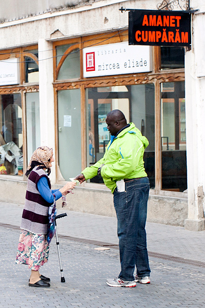 Africa ajuta Europa